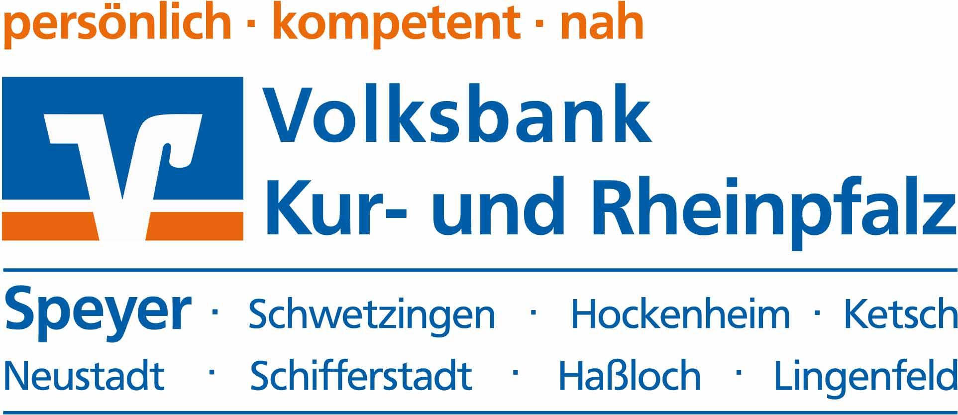Logo Volksbank Kur- und Rheinpfalz