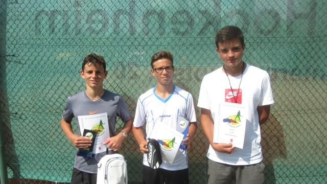 Bild TCH Rennstadt Cup U16 m a