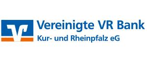 Logo Vereinigte VR Bank Kur- und Rheinpfalz eG